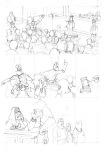 Crayonné Blateman et Bobine à Goudacity p12